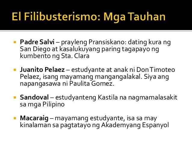 el filibusterismo reaction paper in tagalog A sample reaction paper of el filibusterismo's kabanata 37: ang hiwaga.