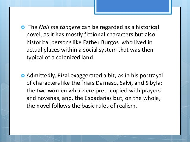 analysis about the book noli me tangere Free kindle book and epub digitized and proofread by project gutenberg.