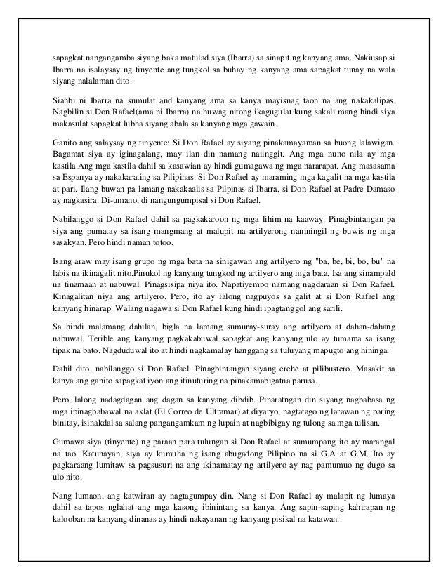 script ng noli me tangere kabanata 19 Read kabanata 19: mga karanasan ng isang guro from the story noli me tangere by princessye with 28,851 readsnagkita sa tabi ng lawa si ibarra at ang guro sa s.