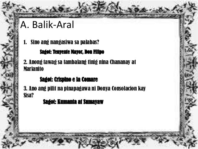 noli me tangere kabanata 38 Need help with chapter 38: the procession in josé rizal's noli me tangere  check out our revolutionary side-by-side summary and analysis.