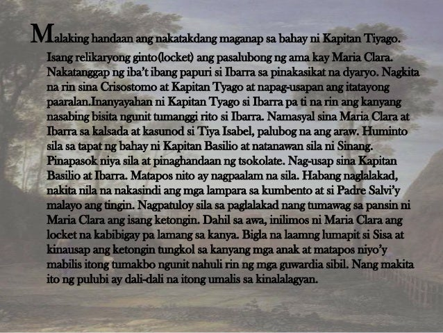 tema ng noli me tangere Noli me tangere/kabanata 59 : pag-ibig sa bayan  at mga anak ng kawani ang  tema ng kanilang pag-uusap ay ang tungkol din sa naganap na pag-aalsa.
