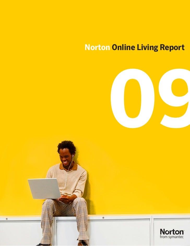 Norton Online Living Report           09