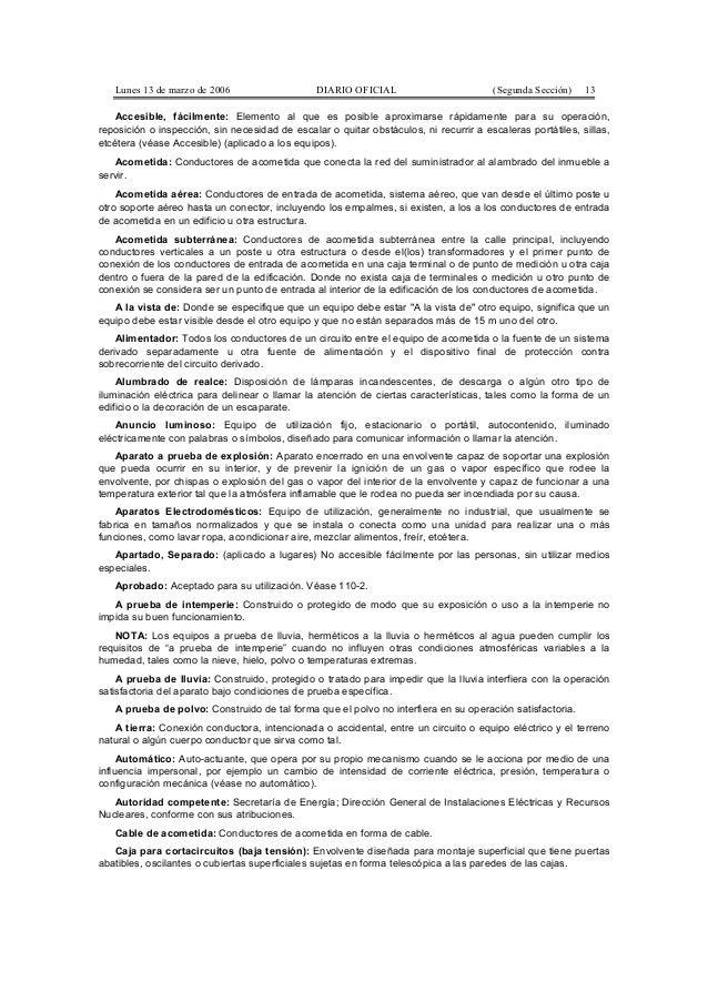 Nom001 sede for Escaleras nom 001