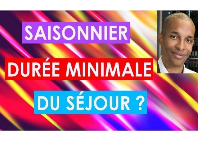 Le nombre de nuitée minimum en location saisonnière ! www.mycatisrich.fr BIENVENUE !!!