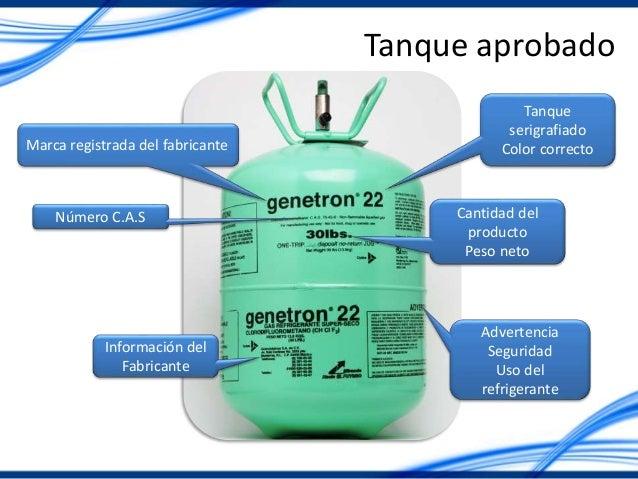 Tanque aprobado Marca registrada del fabricante Número C.A.S Cantidad del producto Peso neto Información del Fabricante Ad...