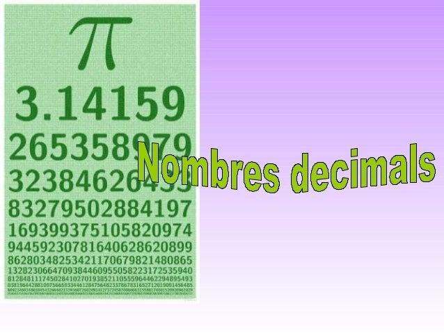 Fraccions de decimals Un nombre decimal es pot expressar mitjançant una fracció 1000 123896 896,123 =