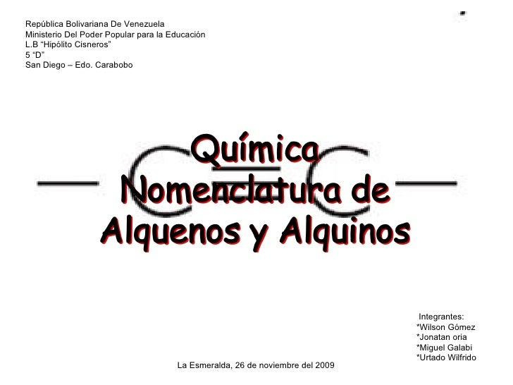 """República Bolivariana De Venezuela  Ministerio Del Poder Popular para la Educación L.B """"Hipólito Cisneros"""" 5 """"D""""  San Dieg..."""