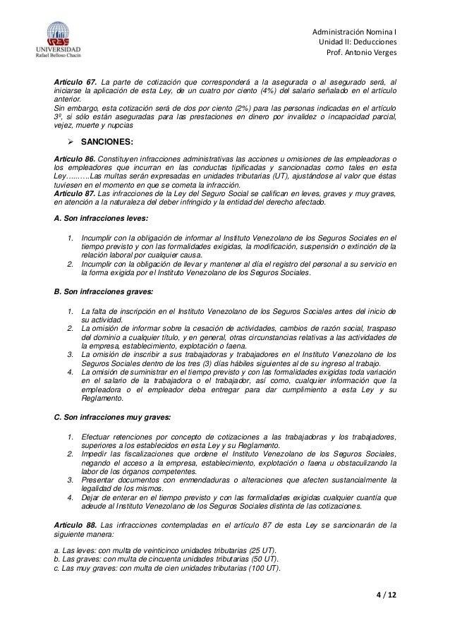 Nomina i deducciones - Financiar muebles sin nomina ...