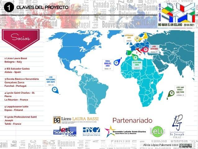 Alicia López Palomera 2020 1 CLAVES DEL PROYECTO