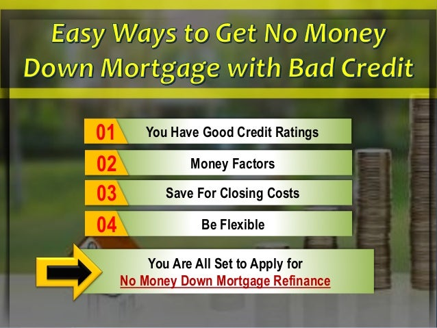 how to get prequalified for a mortgage with bad credit