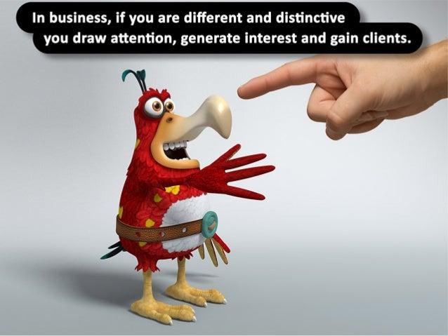 No more BORING marketing! Slide 3