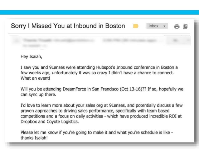 Email Fails Are You Sending Non Actionable B2B Sales Emails