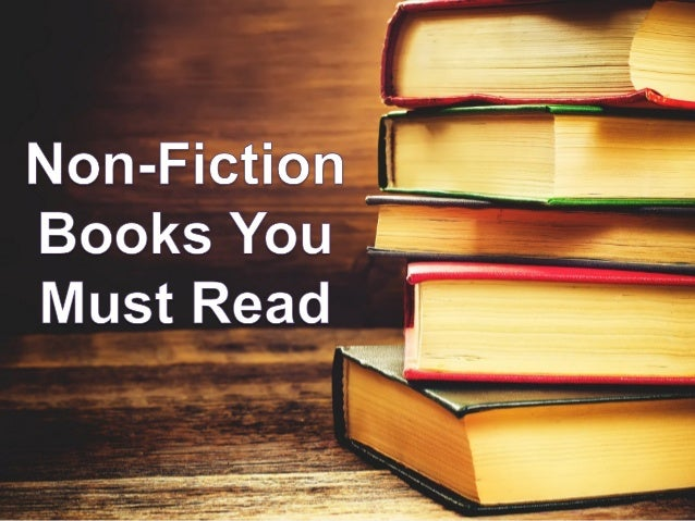4 Non-Fiction Books You4 Non-Fiction Books You Must Read in June 2012Must Read in June 2012