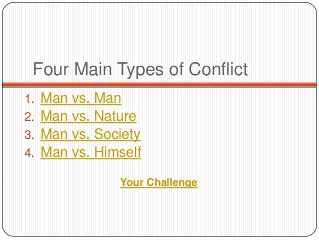 Man Vs Nature Of Mice And Men