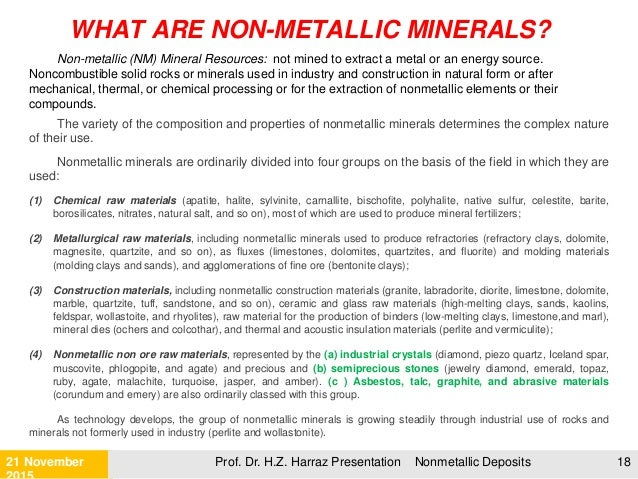 What is an element with metallic and non-metallic properties?
