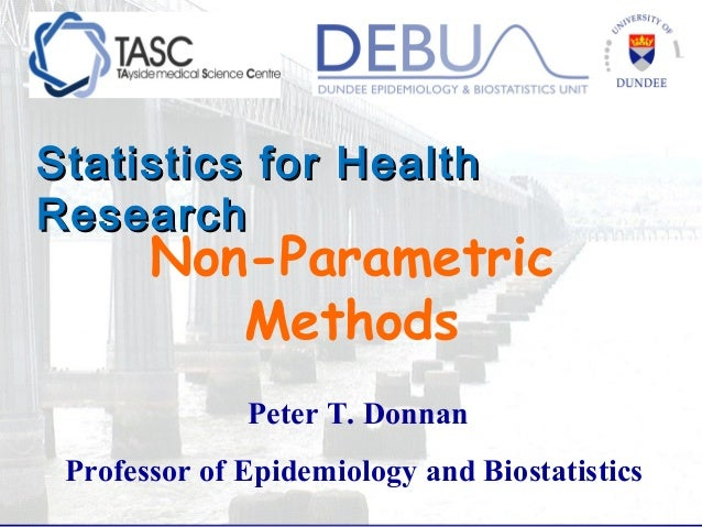parametric and nonparametric statistics essay Nonparametric test essays:  the coffee time simulation and applying parametric and nonparametric statistical techniques taught me to know the difference .