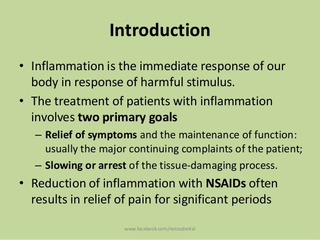 nsaid non steroidal anti inflammatory drugs New findings suggest that readily available non-steroidal anti-inflammatory drugs (nsaids) could have a harmful effect on fertility.