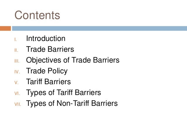 four trade barriers government While the us government, with wine institute's support, has successfully   trade barriers are government laws, regulations, policies or practices that restrict   and kept to a minimum to facilitate trade, now has four active working groups  to.