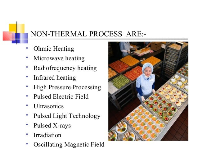 Non Thermal Process In Preservation Of Food