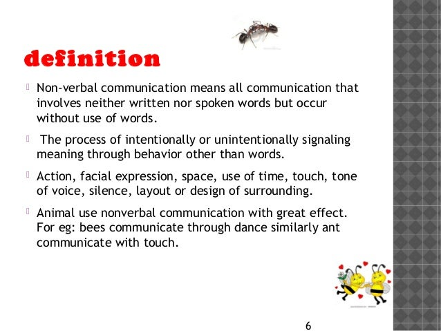 nonverbal behavior in business communication in Kinesic communication is communicating by body movement (1969) the repertoire of nonverbal behavior: categories, origins, usage, and coding semiotica, 1, 49- 98.