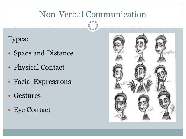 verbal and non verbal communication styles in As in most cultures, non-verbal communication plays an important role in vietnamese society, sometimes to accompany and reinforce linguistic symbols, sometimes as a substitute for words.
