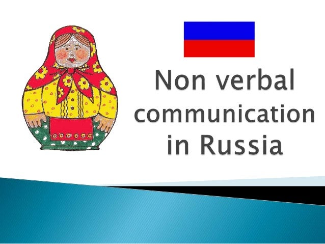 Communication With Russian 20