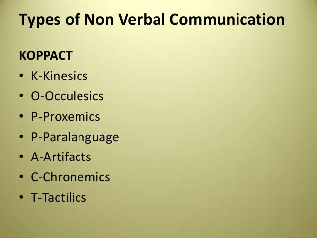 language paralanguage and non verbal communication Paralanguage is a subcategory of nonverbal behavior here's the specific components that make up paralanguage.