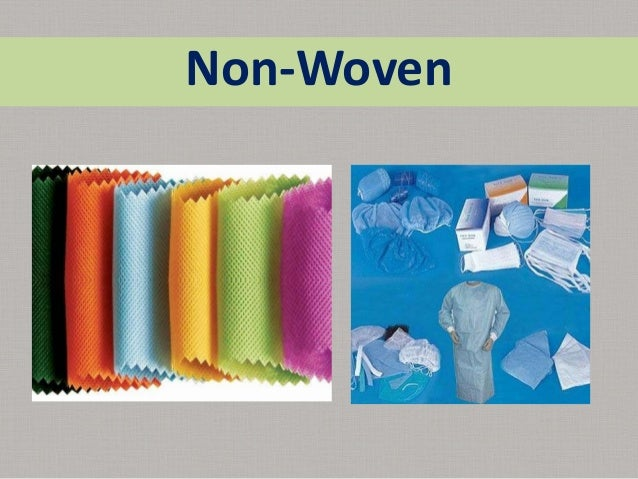 types of non woven fabrics pdf non woven fabric products