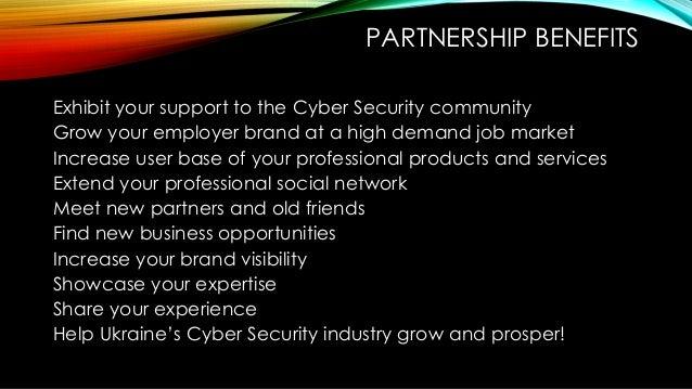 NoNameCon partnership opportunities Slide 3