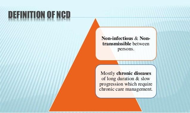 Non communicable diseases part 1 Slide 3
