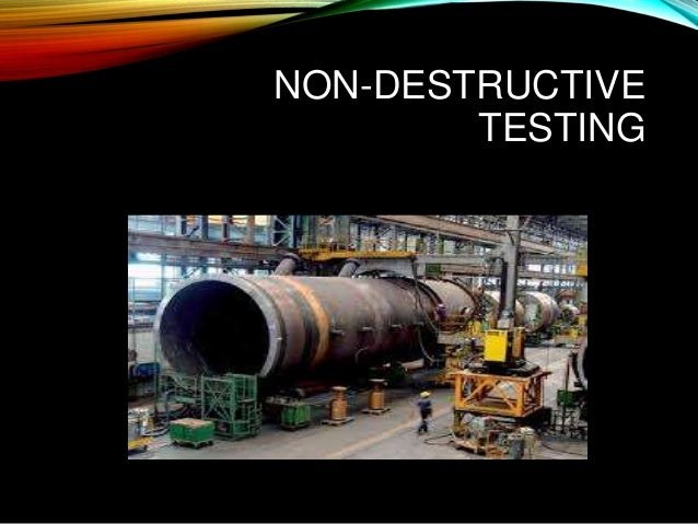 Practical Non Destructive Testing Pdf