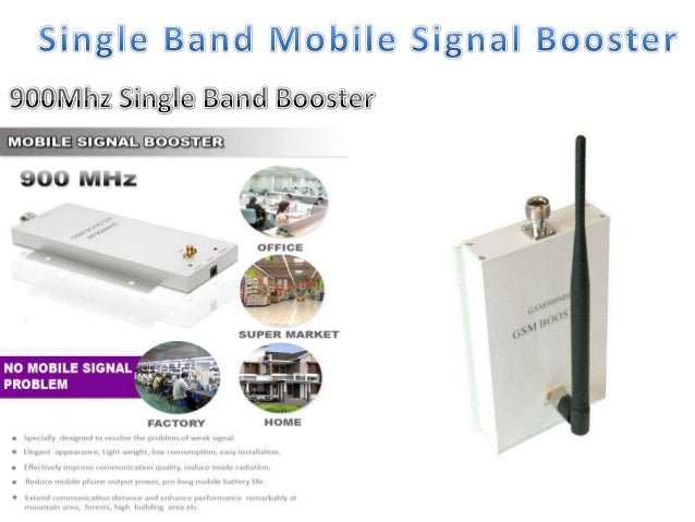 Mobile Signal Booster for network problem