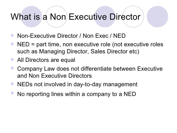 How becoming a non-executive director could help your career