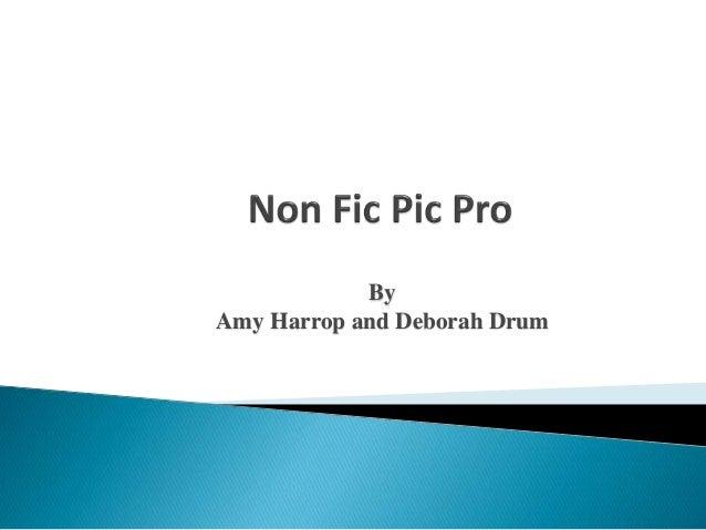 By Amy Harrop and Deborah Drum