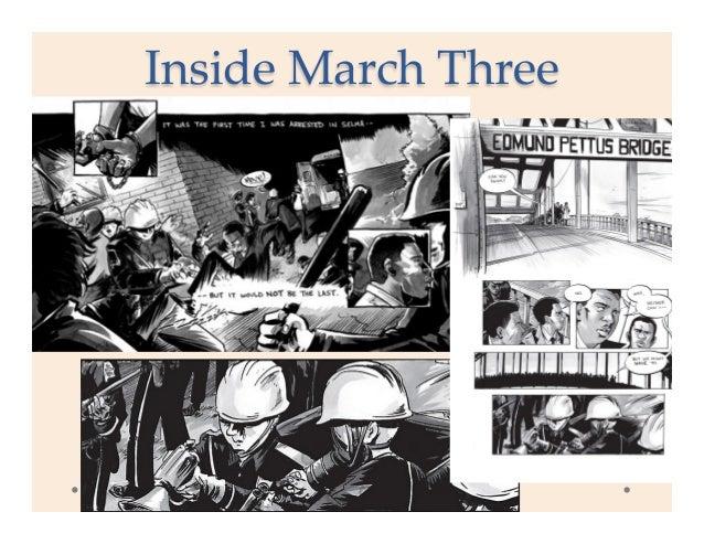 Inside March Three