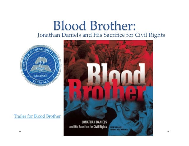 Blood Brother: Trailer for Blood Brother Jonathan Daniels and His Sacrifice for Civil Rights