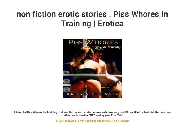 Stories erotic non