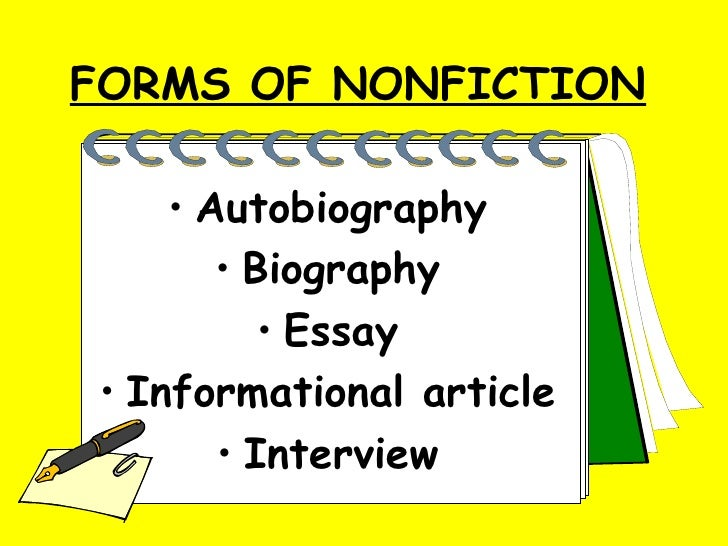 Ppt introduction to nonfiction powerpoint presentation id:463058.