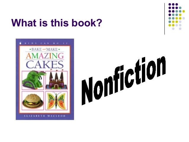 What is this book? Nonfiction