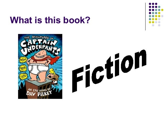 What is this book? Fiction