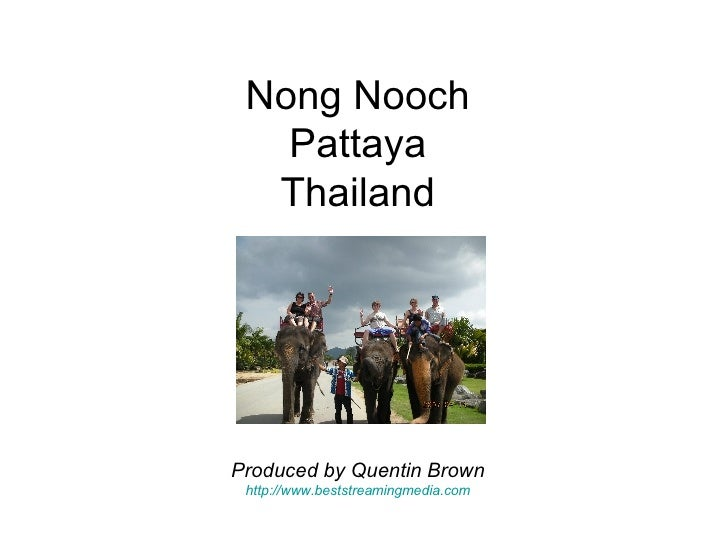 Nong Nooch Pattaya Thailand Produced by Quentin Brown http://www.beststreamingmedia.com