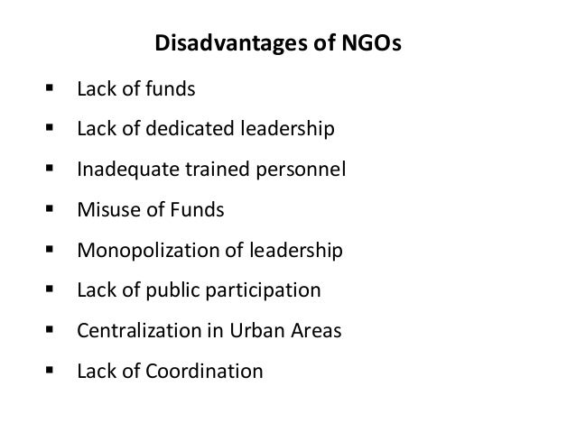 disadvantage of levels of government Globalization and the role of the state: challenges and perspectives  demand improved levels of services and higher standards of behaviour from their.