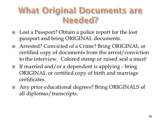 Non immigrant visa update a consular update
