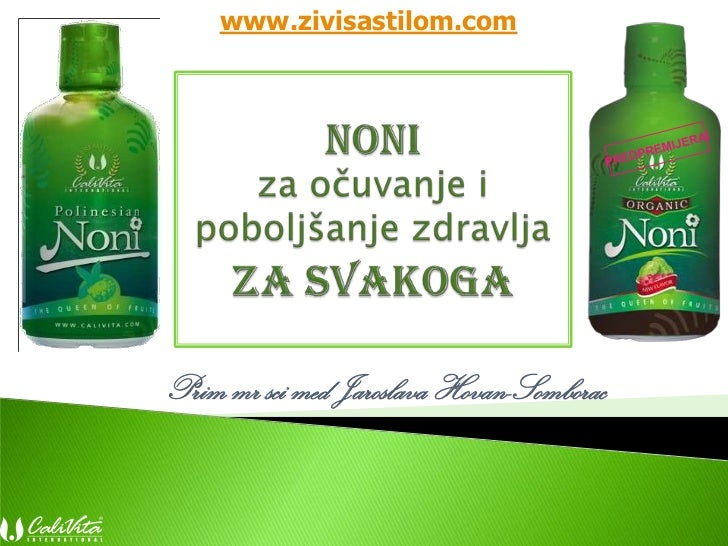 www.zivisastilom.comPrim mr sci med Jaroslava Hovan-Somborac