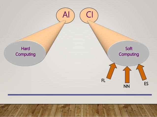 AI CI Hard Computing Soft Computing FL NN ES