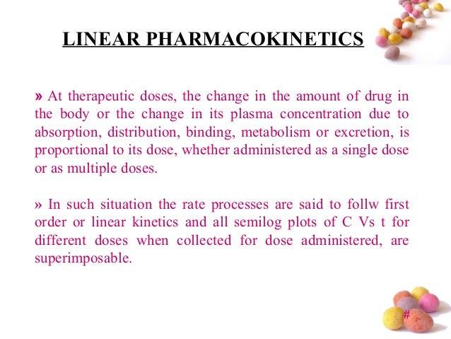 Non linear kinetics Slide 3