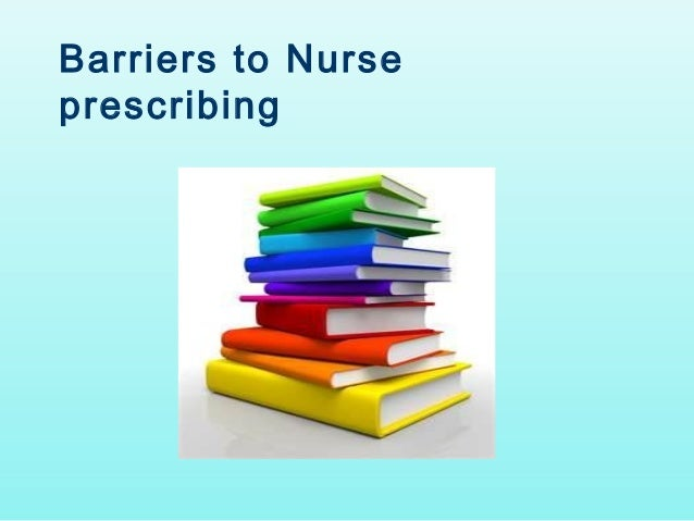 Effectiveness of non medical nurse prescribing primary care
