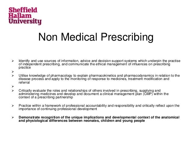 independant supplementary prescribing 2015-03-19 ix foreword to the second edition th e extension of the authority to prescribe has moved on apace since the publication of the review of the prescribing, supply and administration of medicines in 1999 now nurses, pharmacists.