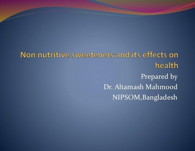Prepared by Dr. Altamash Mahmood NIPSOM,Bangladesh
