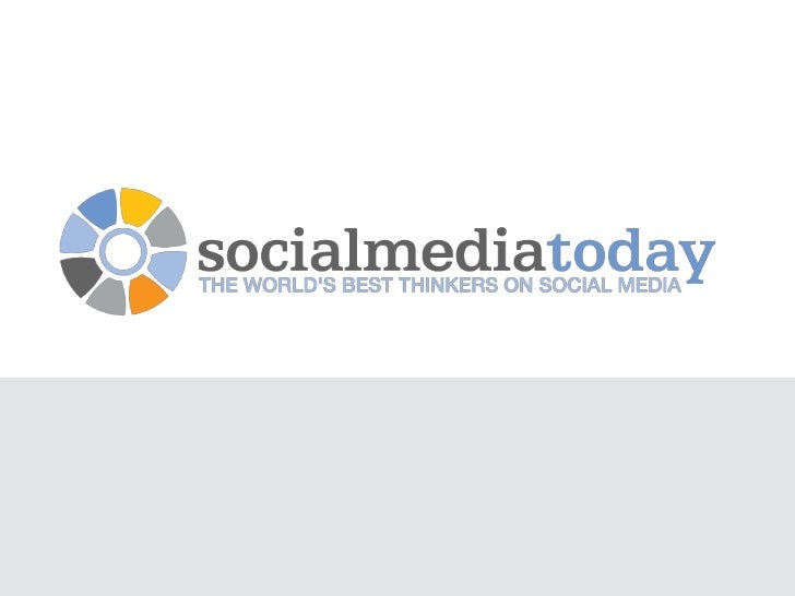 Social Media Today's Hands-On Training Series presents:Social Media and Non-Profits:How to Inspire VirtuallyBrought to you...